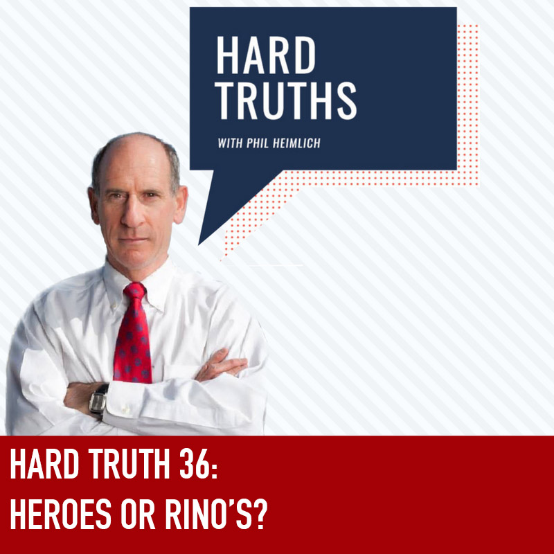 Heroes or RINO's