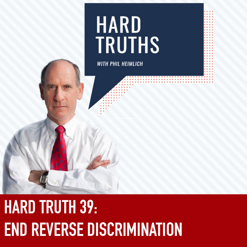 End Reverse Discrimination
