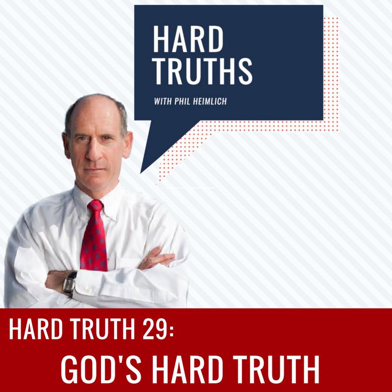 God's Hard Truth
