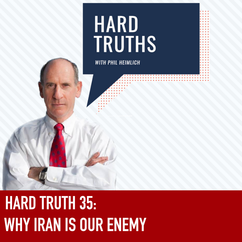 Why Iran is Our Enemy