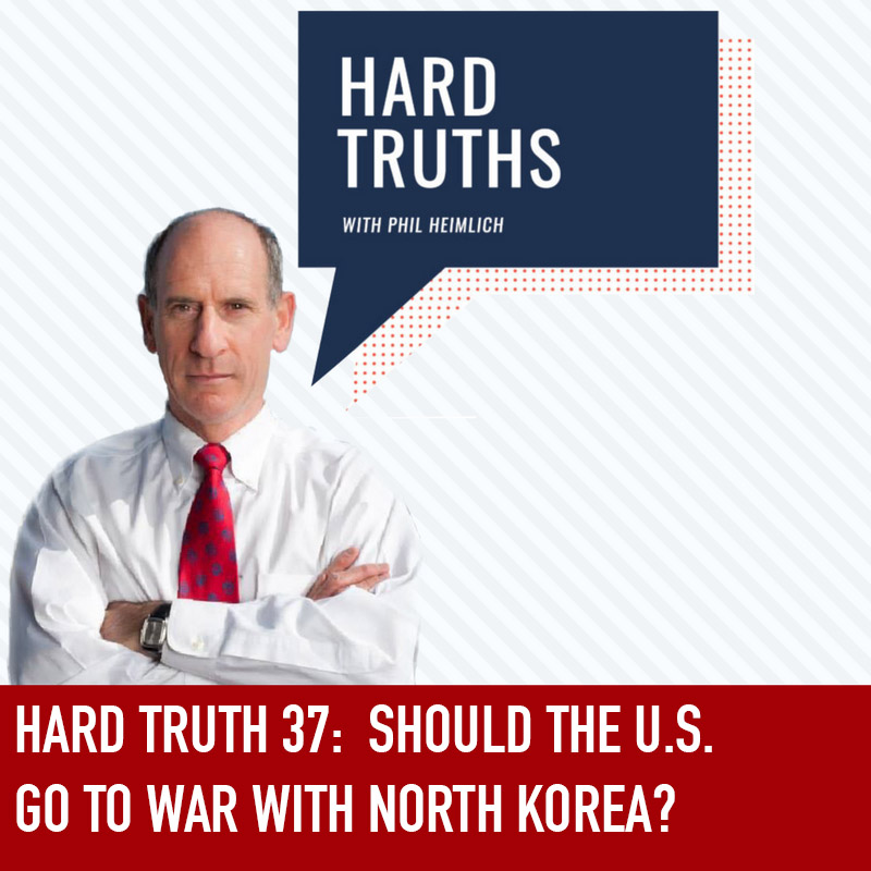 Should the U.S. Go to War with North Korea