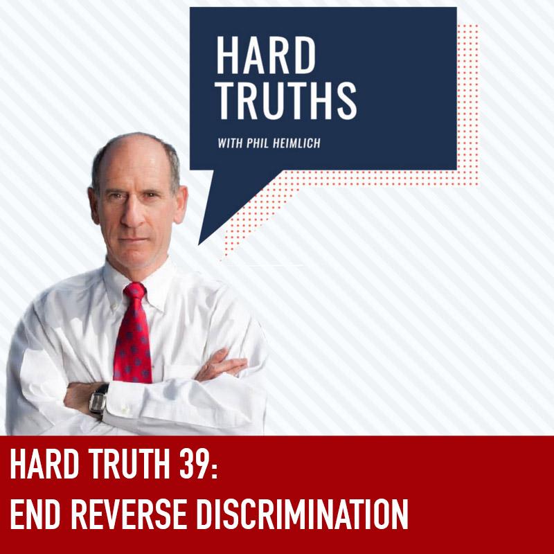 End Reverse Discrimination