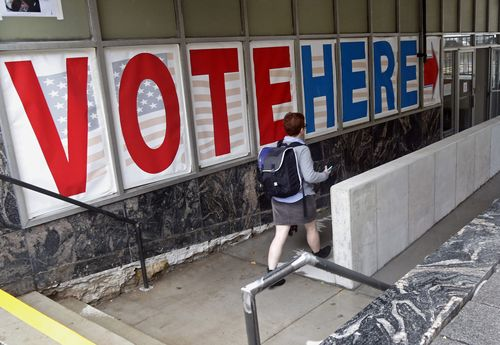 Polls will be open to cast ballots in all Kentucky counties from 6 a.m. to 6 p.m. Tuesday, May 22. (Photo: Jim Mone, AP)