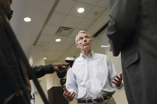 U.S. Sen. Rob Portman, R-Ohio (Photo: AP file/John Minchillo)
